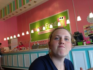 Retro Diner Furniture at Sweet Frog