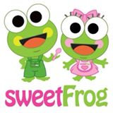 Sweet Frog BarsamdBooths Customer