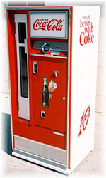 60's Soda Machines