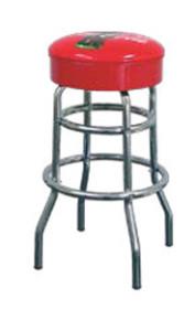 212-125R-CBB Coca Cola Retro Barstool