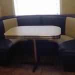 Malibu Series - Half-Circle-Booth-Modern