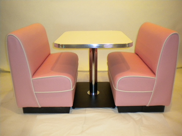 Children S Diner Booth Play House Family Room Kitchen