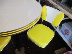 Clearance Items Yellow Dinette