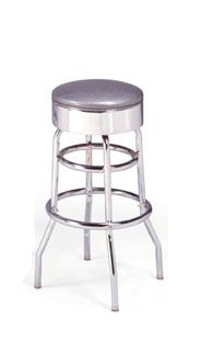 215-46 retro barstool - BARSandBOOTHS.com Model B1T2