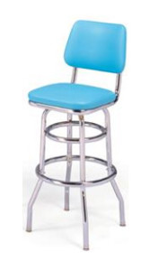 215-530 Barstool - BARSandBOOTHS Model B1T5