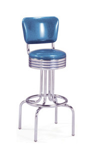 264-782-RB Retro Barstool