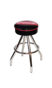 400-46-FT Retro Coca Cola Barstool