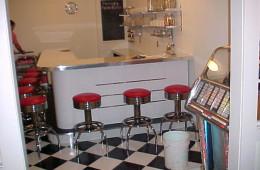 Kurt's Custom L Shaped Bar