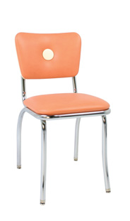 921 BB Retro Diner Chair - BarsandBooths Model C1 BB