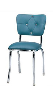 921 DT Retro Diner Chair - BarsandBooths Model C1DT