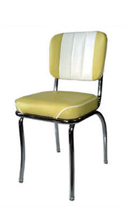 939 CBWF Retro Diner Chair - BarsandBooths Model C1T2-WF