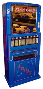 Retro Candy Machines