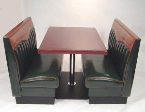 Diner Booth Sets - Retro Diner Booths, 50s