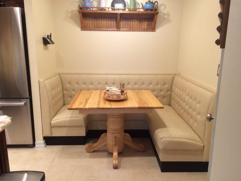 L Shaped Diner Booths Restaurant Diner Kitchen 1950 S