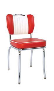 921 HBMBSH Retro Diner Chair - BarsandBooths Model C1 HBMBSH