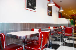 Route 66 Pasta Bar And Retro Diner