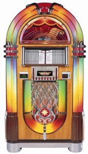Rock-Ola Jukeboxes