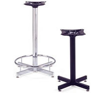 Table Base Series D