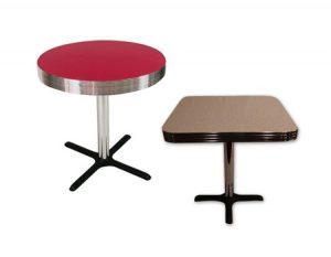 Retro Tables