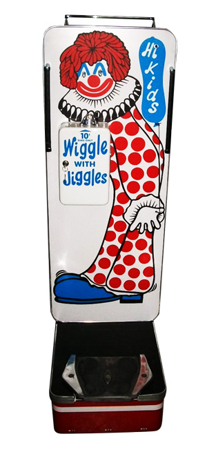 Wiggles With Jiggles Coin Operated Bars And Booths