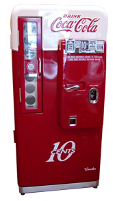 Vendo 56 Coca Cola Soda Machine