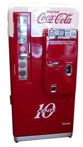 Vendo 56 Coca Cola Soda Machine