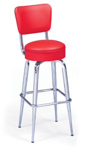 265-125-RB Retro Barstool