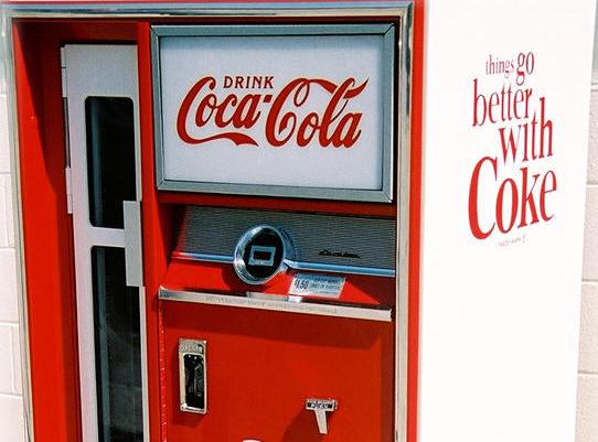 cavalier coke machine parts