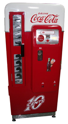 Retro Vintage Coke Machines Bars And Booths