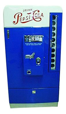 VMC 110 Pepsi Machine