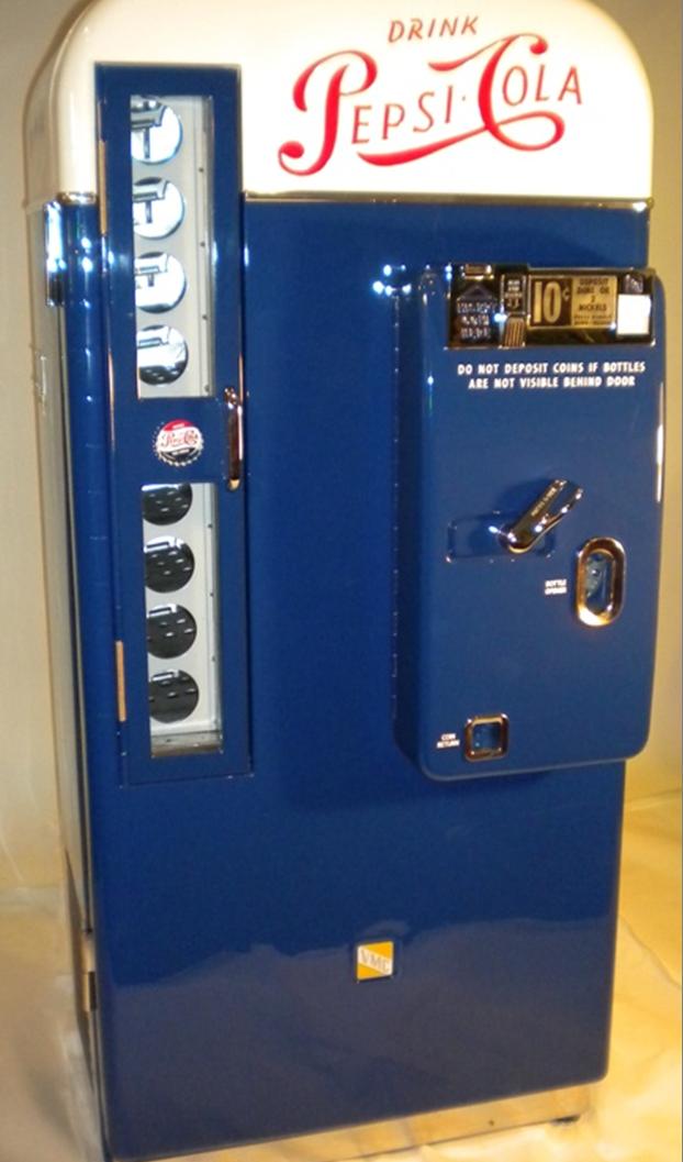 pepsi new soda machine