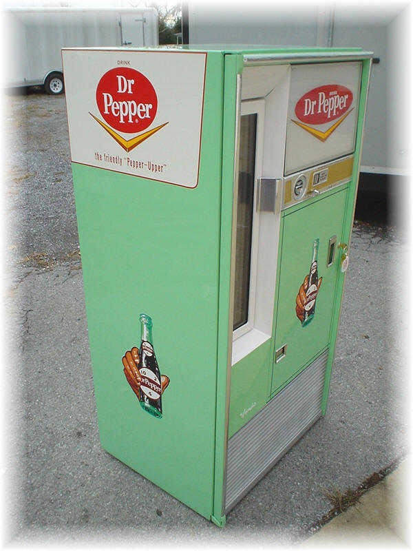 vendorlator dr pepper machine