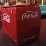 Vintage Retro Soda Chests