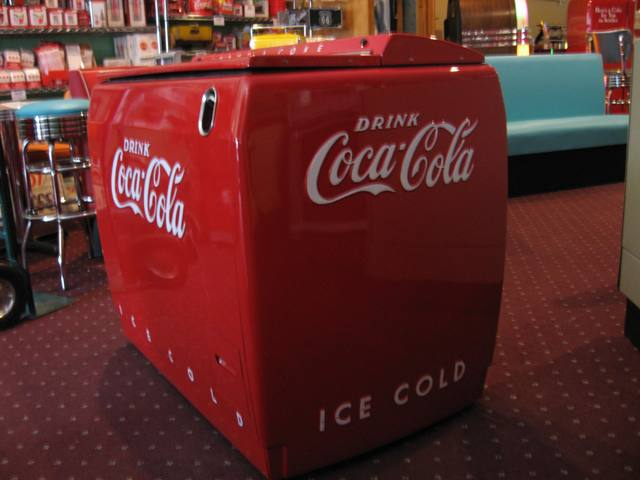 Soda Chests 187 Bars Amp Booths