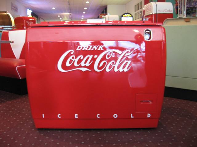Vintage Retro Soda Chests