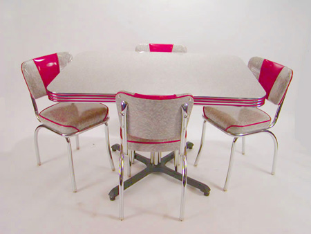 dinette-set-red-cracked-ice