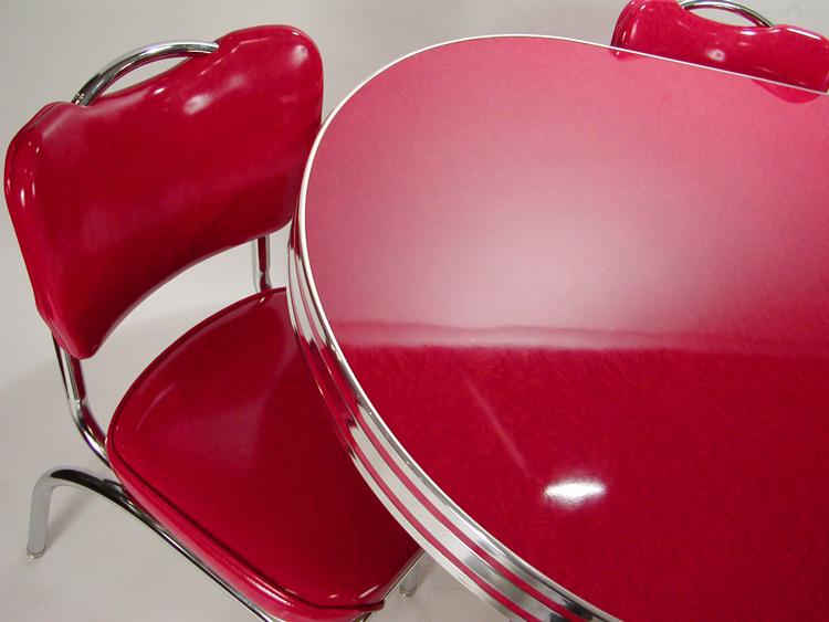 50s Style Dinette Kitchen Sets Retro Furniture