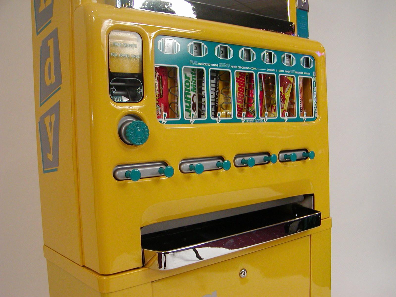 machine bars