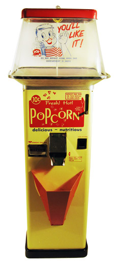You'll Like It Popcorn Machine