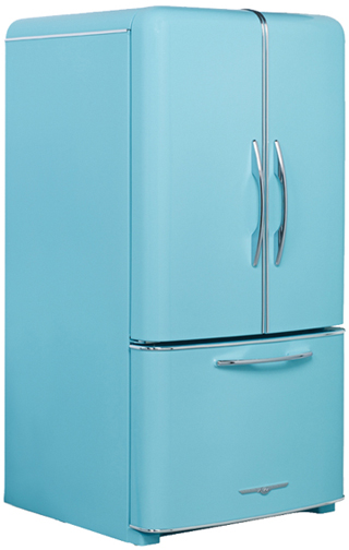 Northstar Refrigerator Model 1958