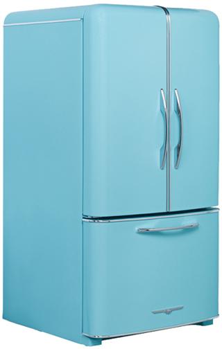 Northstar Refrigerator Model 1958