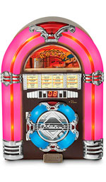 CR1101A Jukebox CD Tabletop