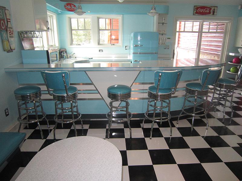 Retro Diner Bowling Alley Michigan For Rick Amp Terri