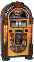 Rock-Ola Jack Daniels Bubbler CD Jukebox