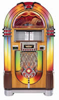 Rock-Ola Bubbler CD Jukebox – The Original