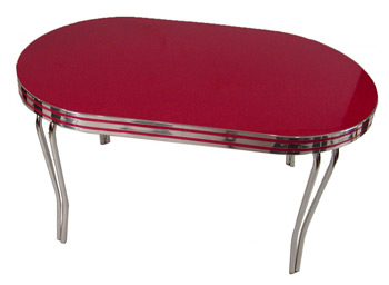 Retro Oval Tables