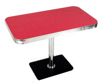Retro Rectangular Tables