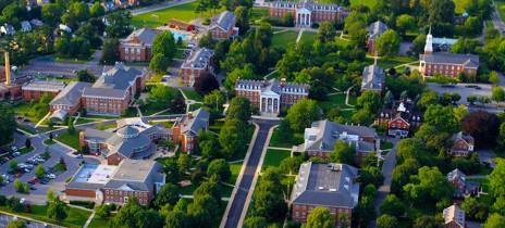 Hood College, Frederick MD