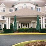 Sunrise Senior Living Front Entrance