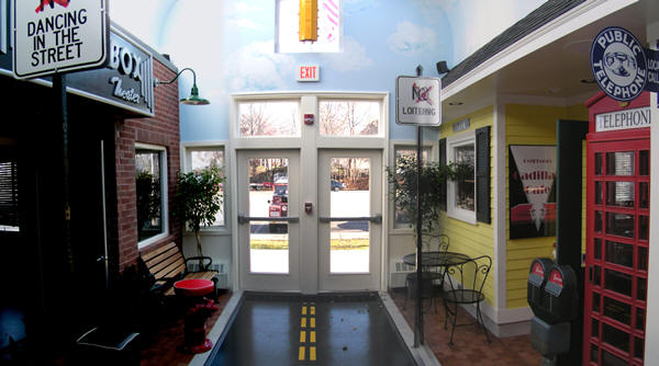 Cadillac Cafe at the Boys and Girls Club of Woburn